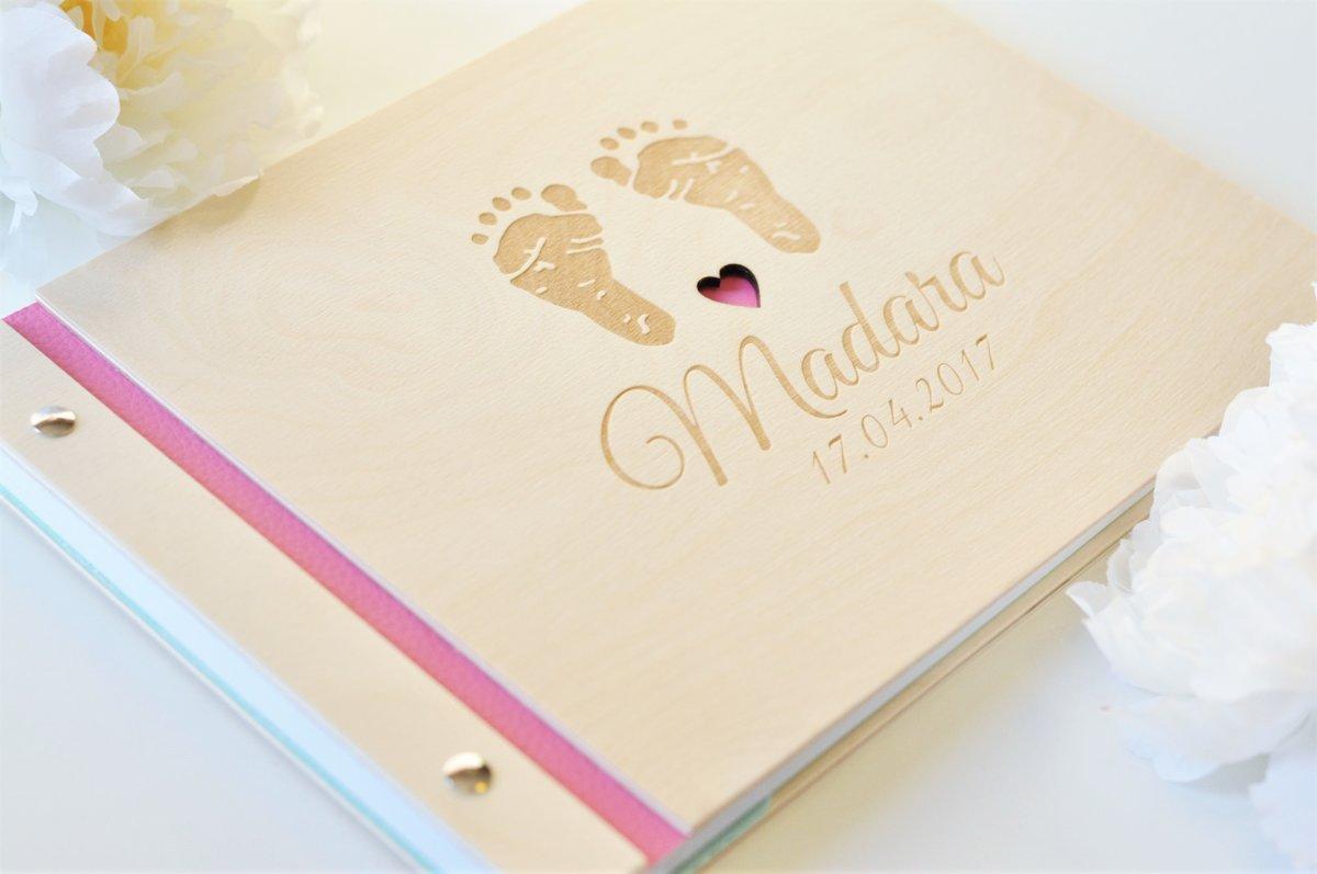 personalizēta mazuļa dienasgrāmata