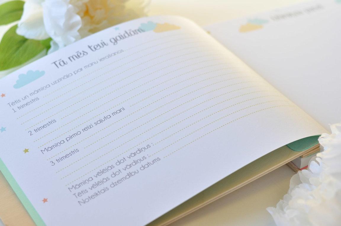 mazuļa dienasgrāmata - mākonis (puika)