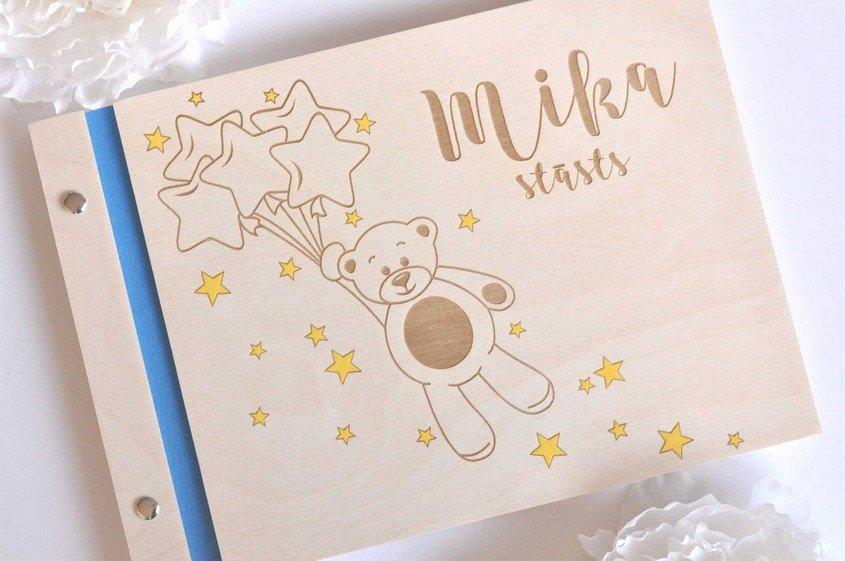 mazuļa dienasgrāmata - zvaigžņu baloni