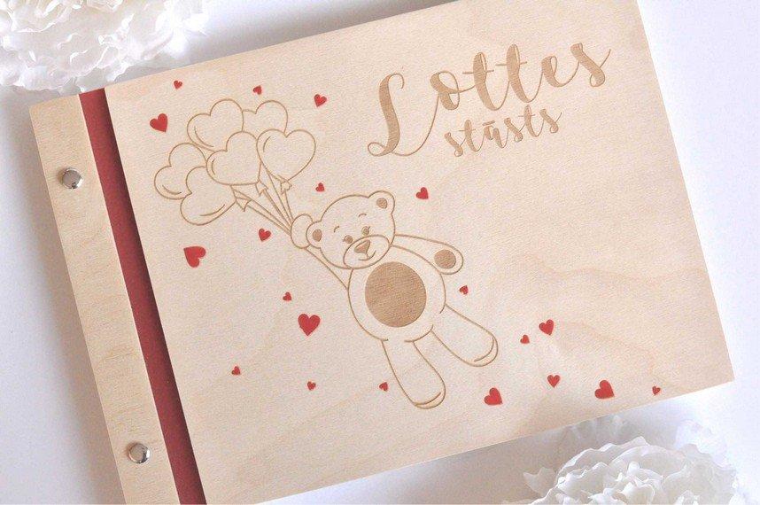 mazuļa dienasgrāmata - siržu baloni